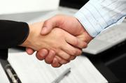 Handshake Closeup 2009-180